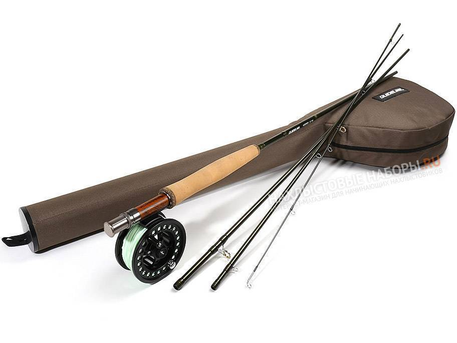 Ловля рыбы «нахлыстом» для начинающих