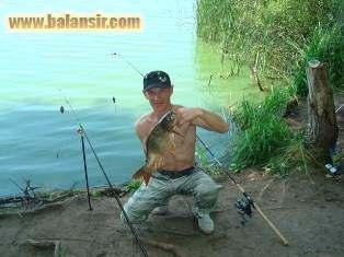 """Рыбалка в тольятти - самые """"клевые"""" места"""