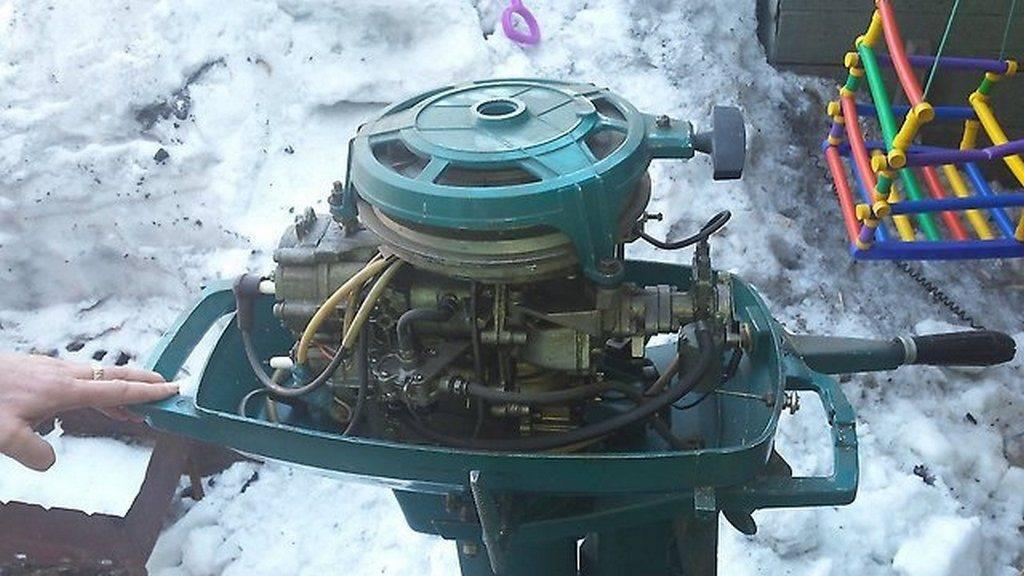 Лодочные моторы от российских производителей