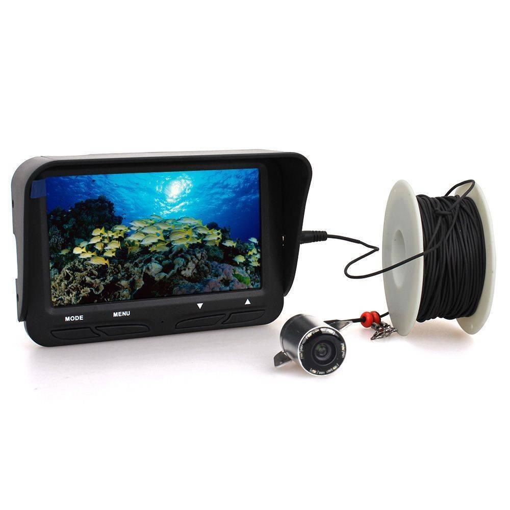 Камера для подледной рыбалки: как выбрать и пользоваться, обзор