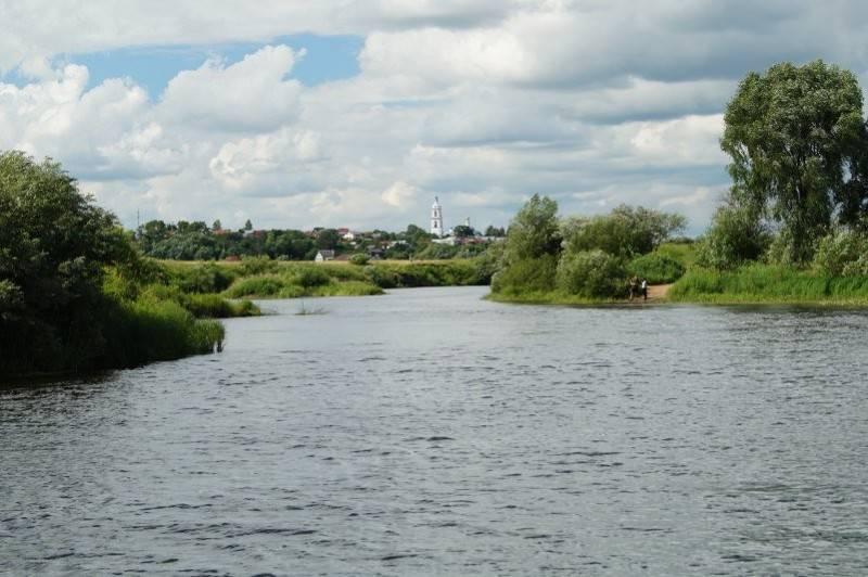 Рыбалка во Владимирской области, лучшие места для ловли во Владимире