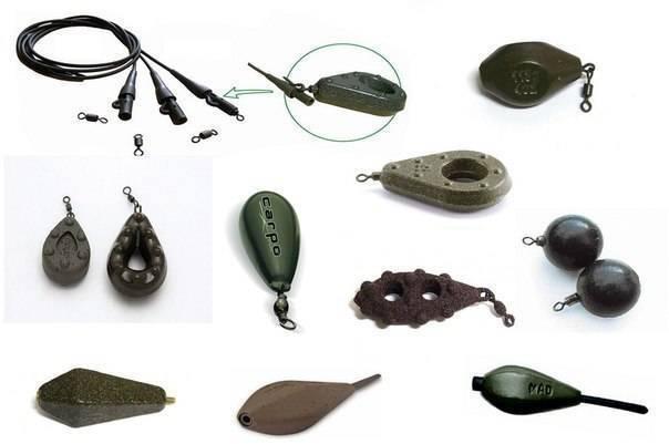 Всё об изготовлении форм для самостоятельного литья рыболовных грузил