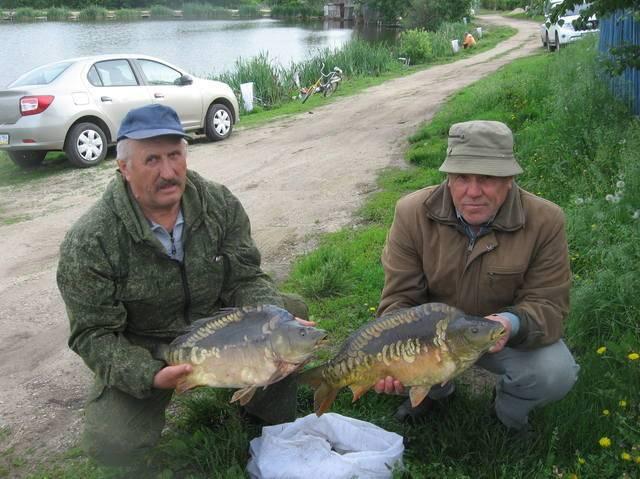 Бизнес-план платной рыбалки
