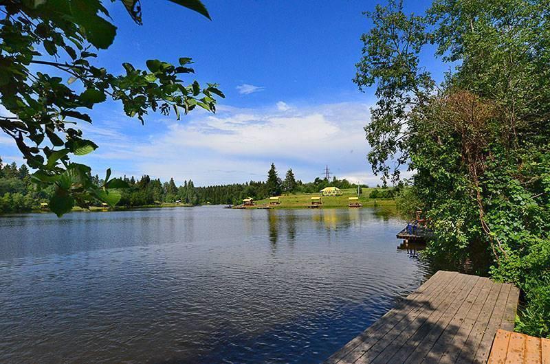Рыбалка на дубне - лучшие места на реке, видео, отзывы, ловля зимой, весной, летом и осенью
