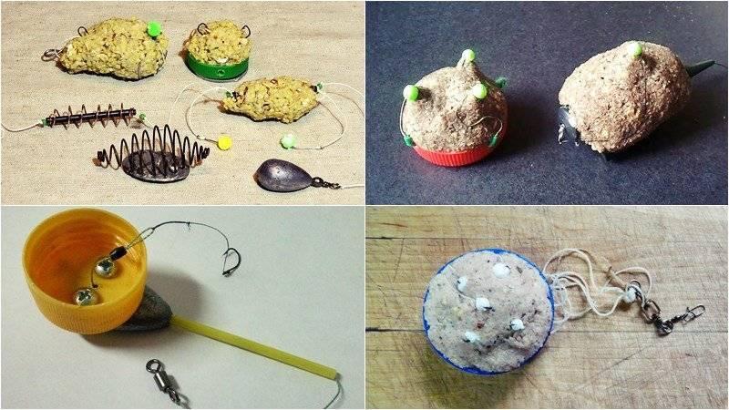 Ловля карпа на соску: подготовка оснастки и приготовление каши