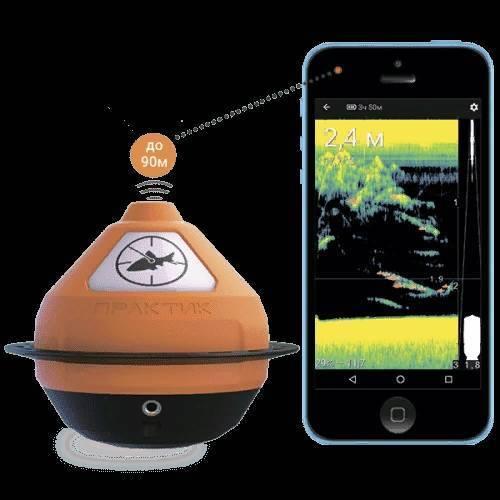 Эхолот на телефоне: описание, принцип работы, обзор моделей