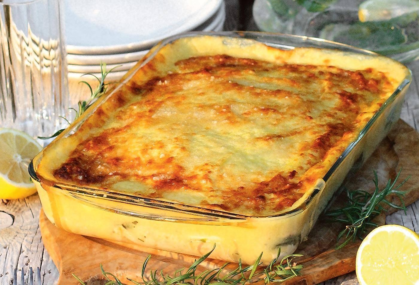 Рыба с картошкой в духовке: 5 рецептов с фото