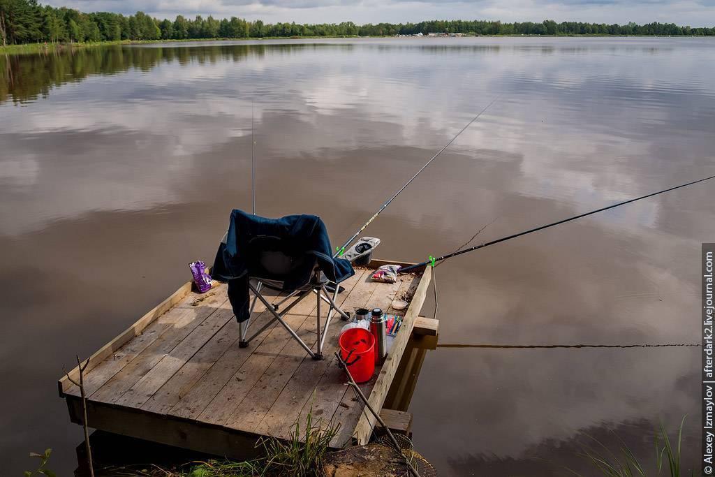 Рыбалка в ярославской области: лучшие места на карте топ-7