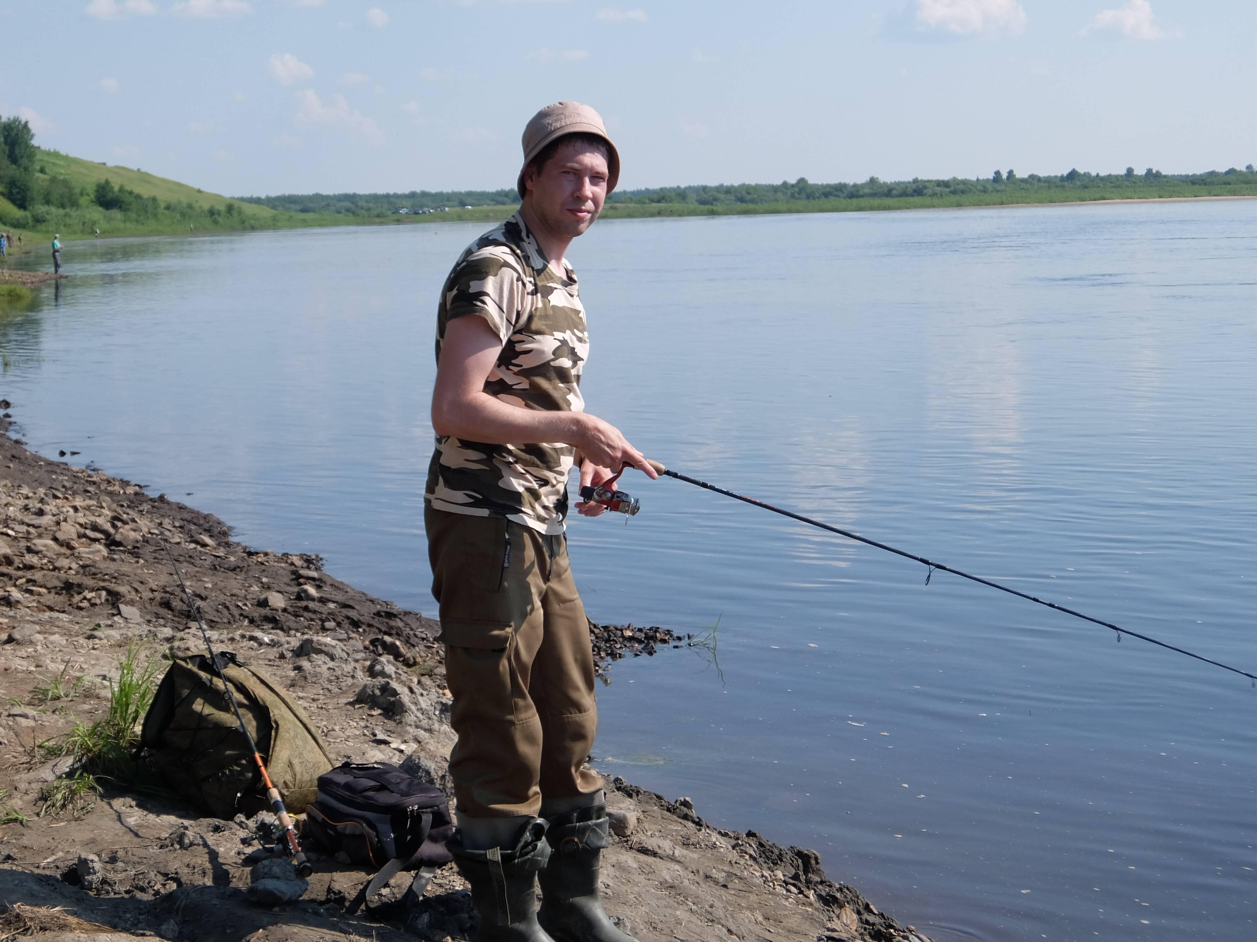 Рыбалка в казани: топ рыболовных и мест и баз отдыха