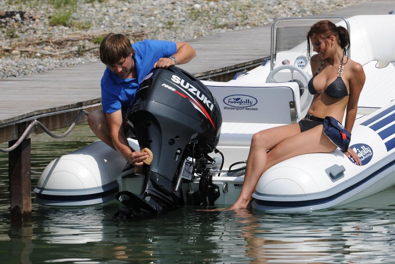 Лучшие производители лодочных моторов