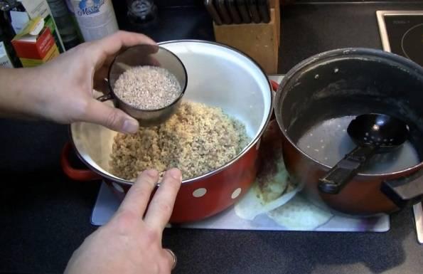 Салапинская каша для фидера – простая и проверенная прикормка. как приготовить салапинскую кашу для ловли леща