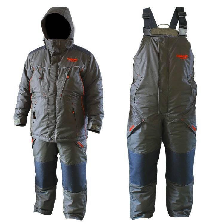 Зимний костюм для рыбалки: выбор рыбацкой одежды, популярные рыболовные бренды