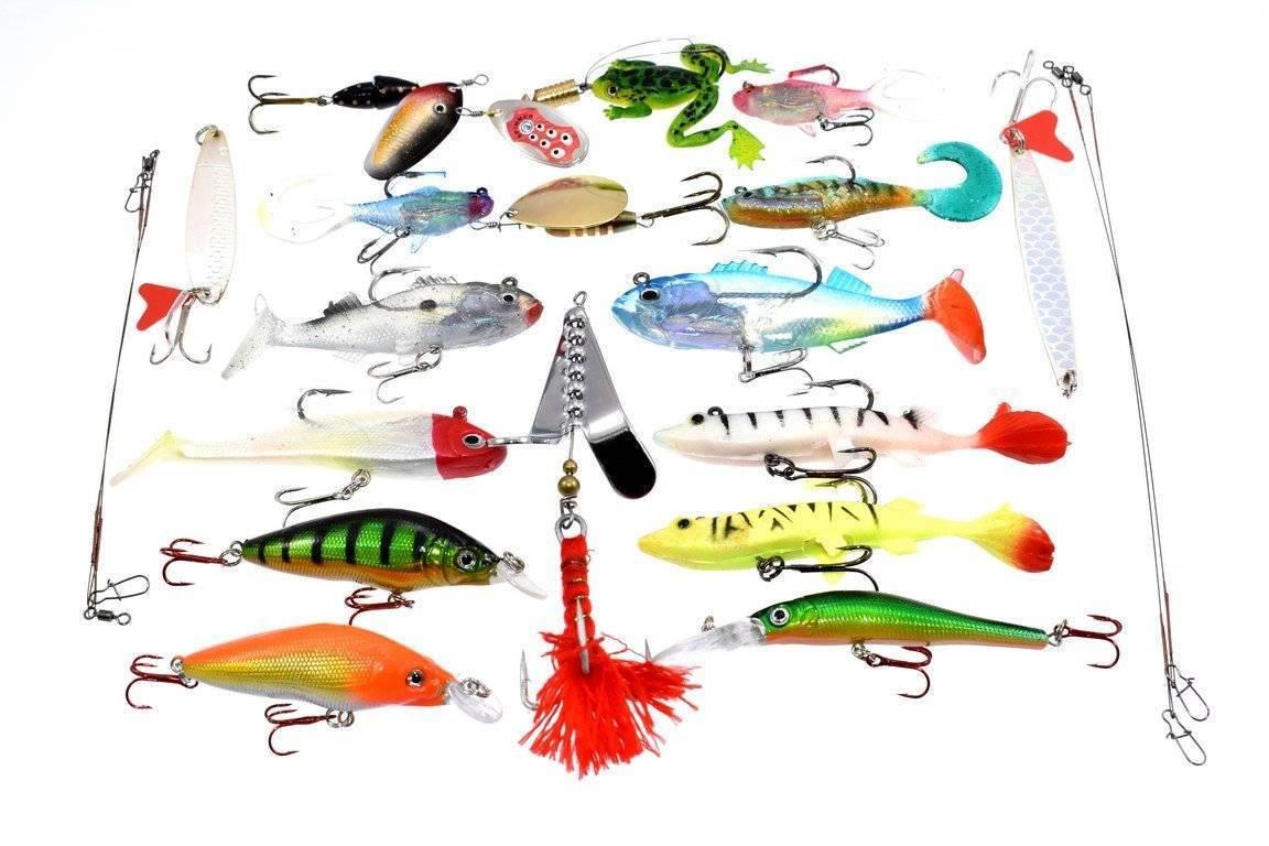 Раттлины: особенности ловли во время зимней рыбалки, популярные модели