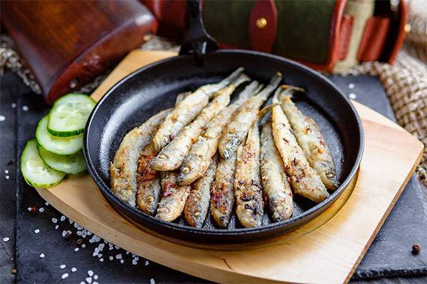 Простые рецепты приготовления жареной корюшки – рыбалке.нет