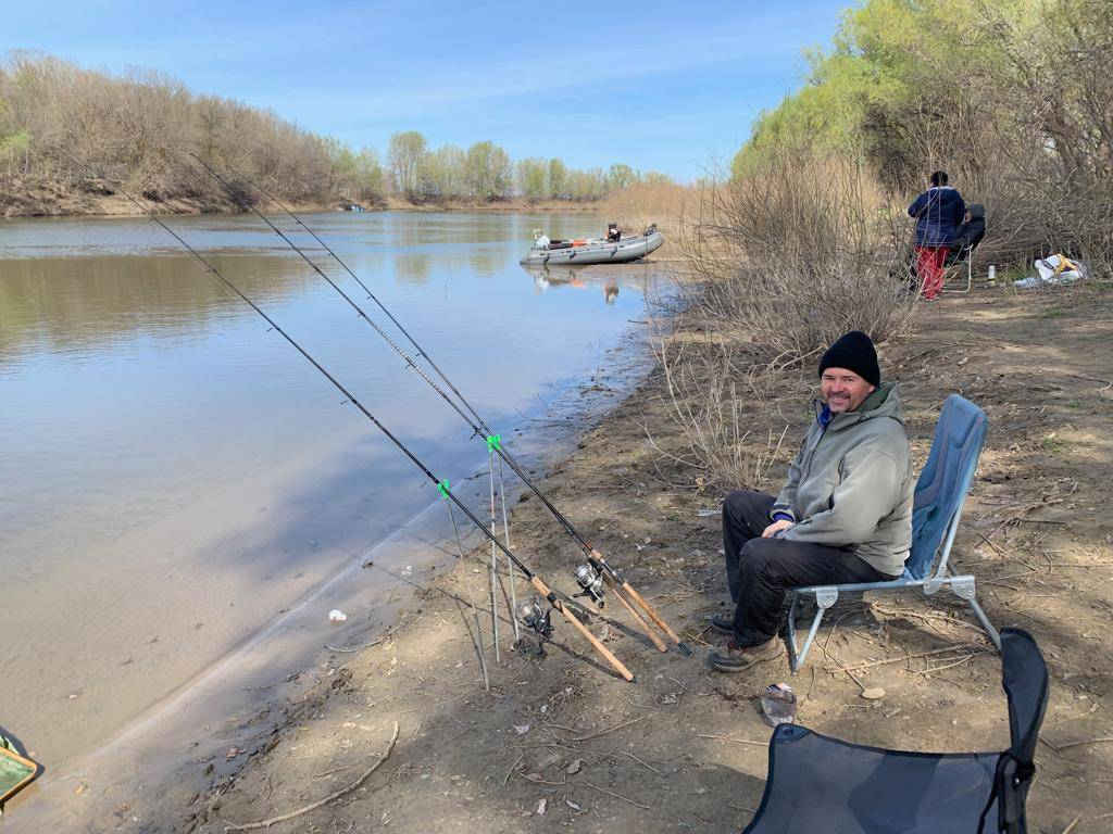 Рыбалка в Астраханской области: лучшие места на карте ТОП-10