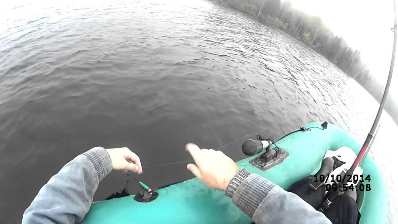Ловля щуки на поплавочную удочку и подготовка оснастки