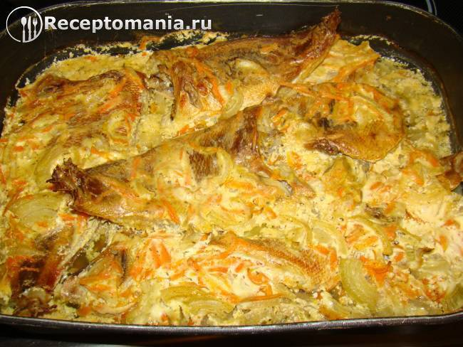 Речной окунь в духовке / блюда из речного окуня / tvcook: пошаговые рецепты с фото