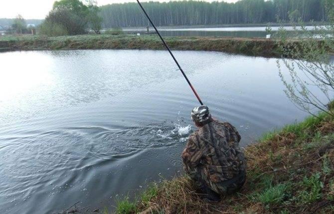 Рыбалка в леоново: чеховский район, подмосковье - платная рыбалка в чехове московской области, мосфишер