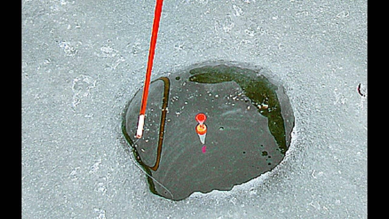 Ловля карася со льда зимой. где искать перпективное место