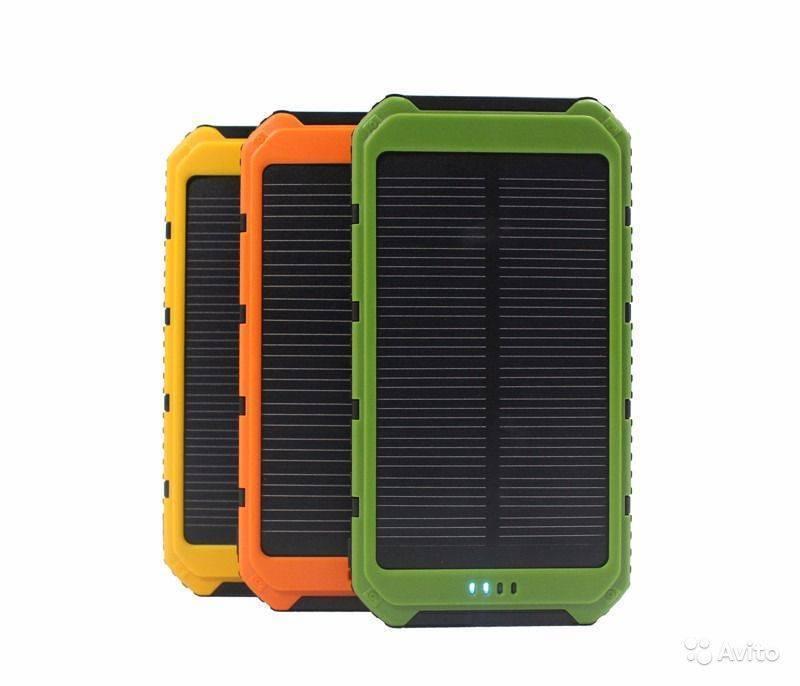 Топ 10 повер банков с солнечной батареей: обзор, где купить, отзывы