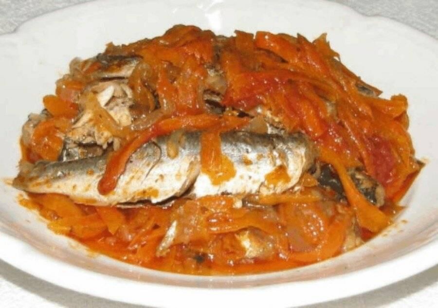 Рыба в томатном соусе: как приготовить рыбные консервы в томате в домашних условиях, рецепты