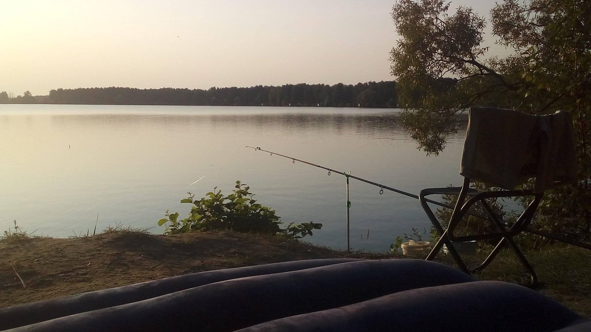 Егорьевский рыбокомбинат — платные водоемы