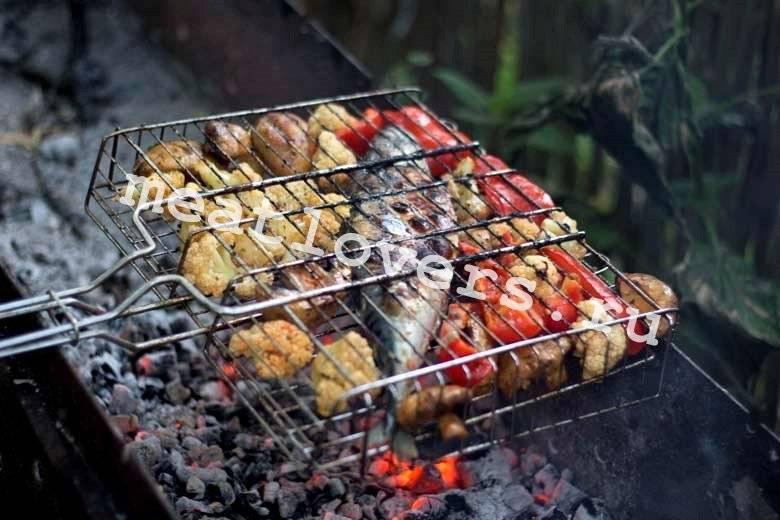 Маринад для рыбы на мангале или на углях, рецепты для рыбного шашлыка