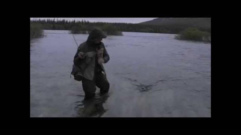 Особенности рыбалки на кольском полуострове