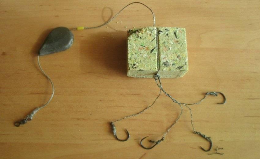 Макуха для рыбалки своими руками: что это такое, как использовать прессованный жмых