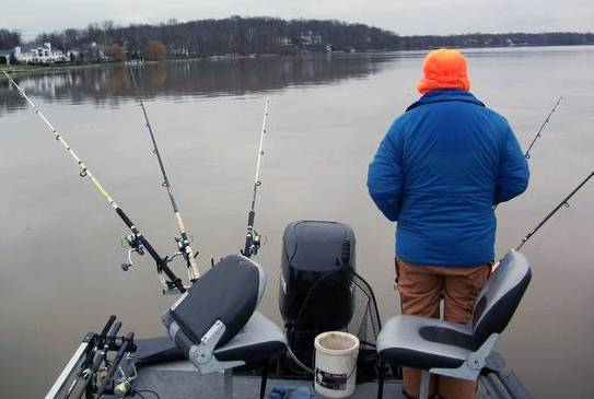 Троллинг рыбалка — все тонкости ловли