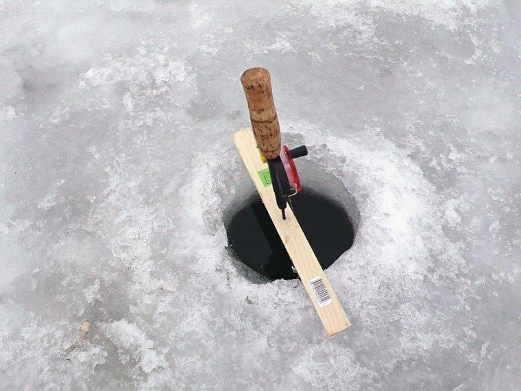 Ловля форели зимой со льда активными и пассивными снастями ловля форели зимой со льда активными и пассивными снастями