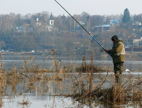 Нерестовый запрет 2020 — москва и московская область