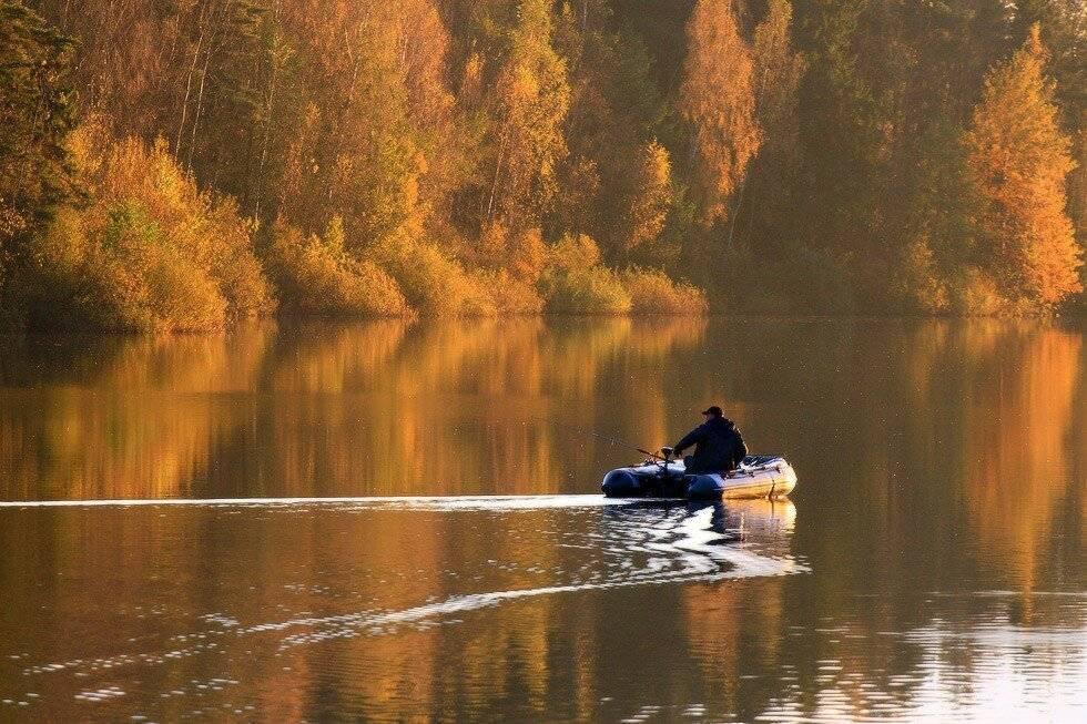 Стихи осенняя рыбалка - сборник красивых стихов в доме солнца