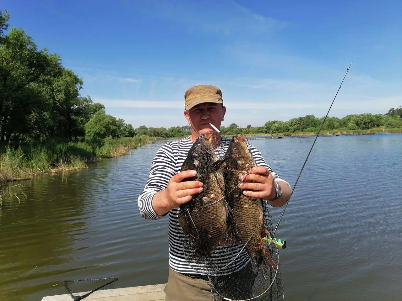 Рыбалка в рязанской области: озера, реки, пруды, платные места