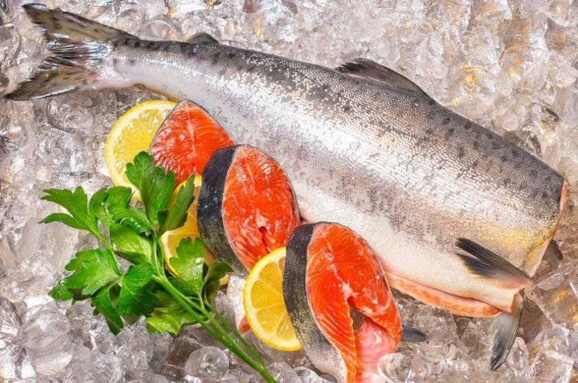 Рыба «Горбуша» фото и описание