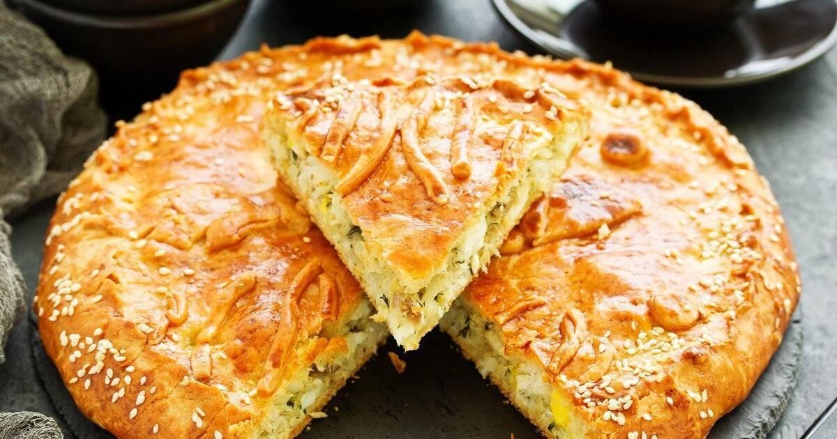 Как испечь рыбный пирог из дрожжевого теста - пошаговые рецепты