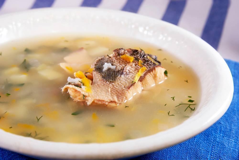 Томатный суп с консервированной горбушей – кулинарный рецепт
