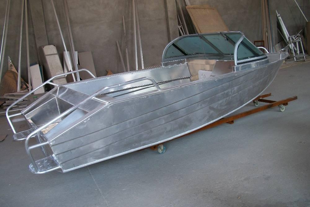 Делаем стеклопластиковую лодку своими руками