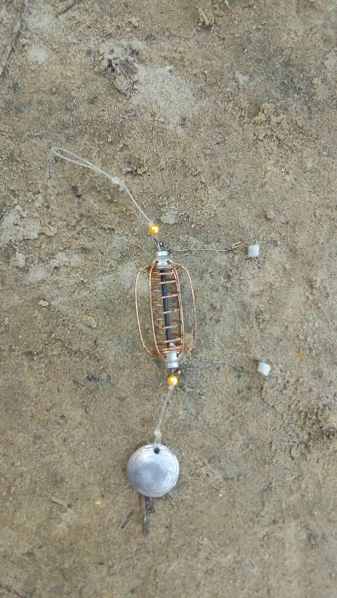 Как рыбачить с помощью пенопласта