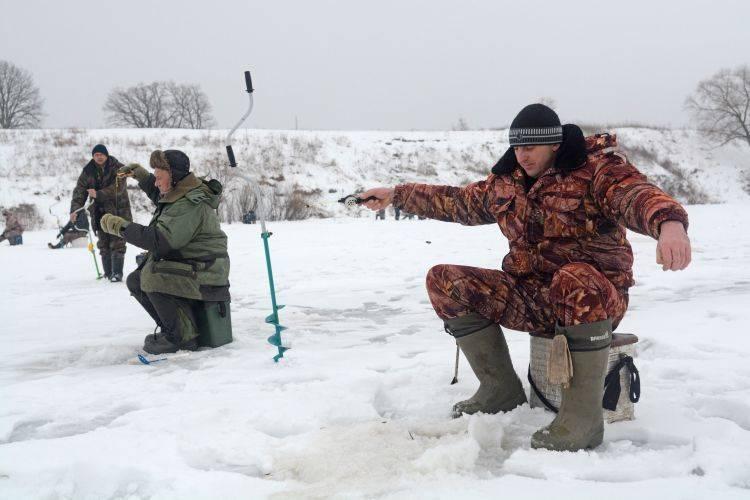 Рыбалка и отдых в липецкой области