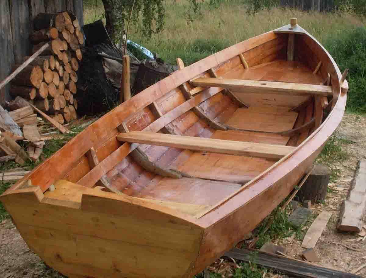 Лодка из фанеры своими руками - как сделать чертежи и выкройки, процесс изготовления