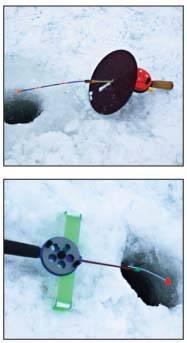 Удочка для ловли форели зимой: оснастка, разновидности, монтажи