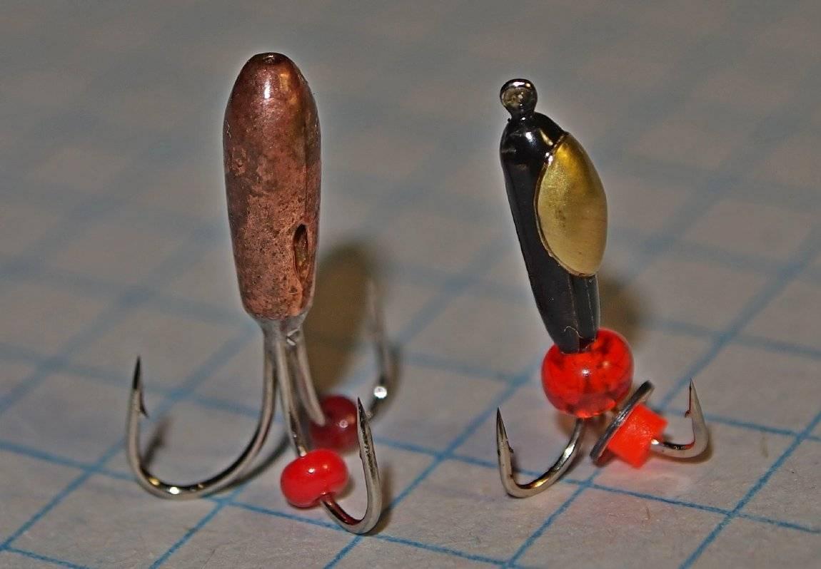 Изготовление самодельной мормышки для зимней рыбалки своими руками
