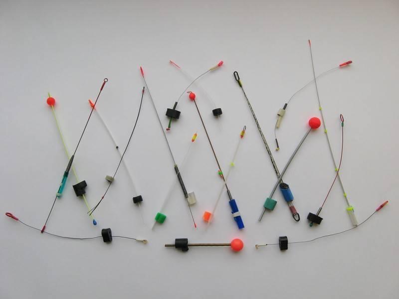 Боковой кивок для летней рыбалки на мормышку - изготовление своими руками
