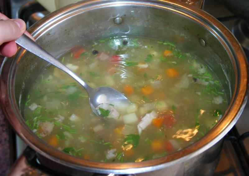 Рыбный суп из толстолобика с помидорами: рецепт с фото пошагово