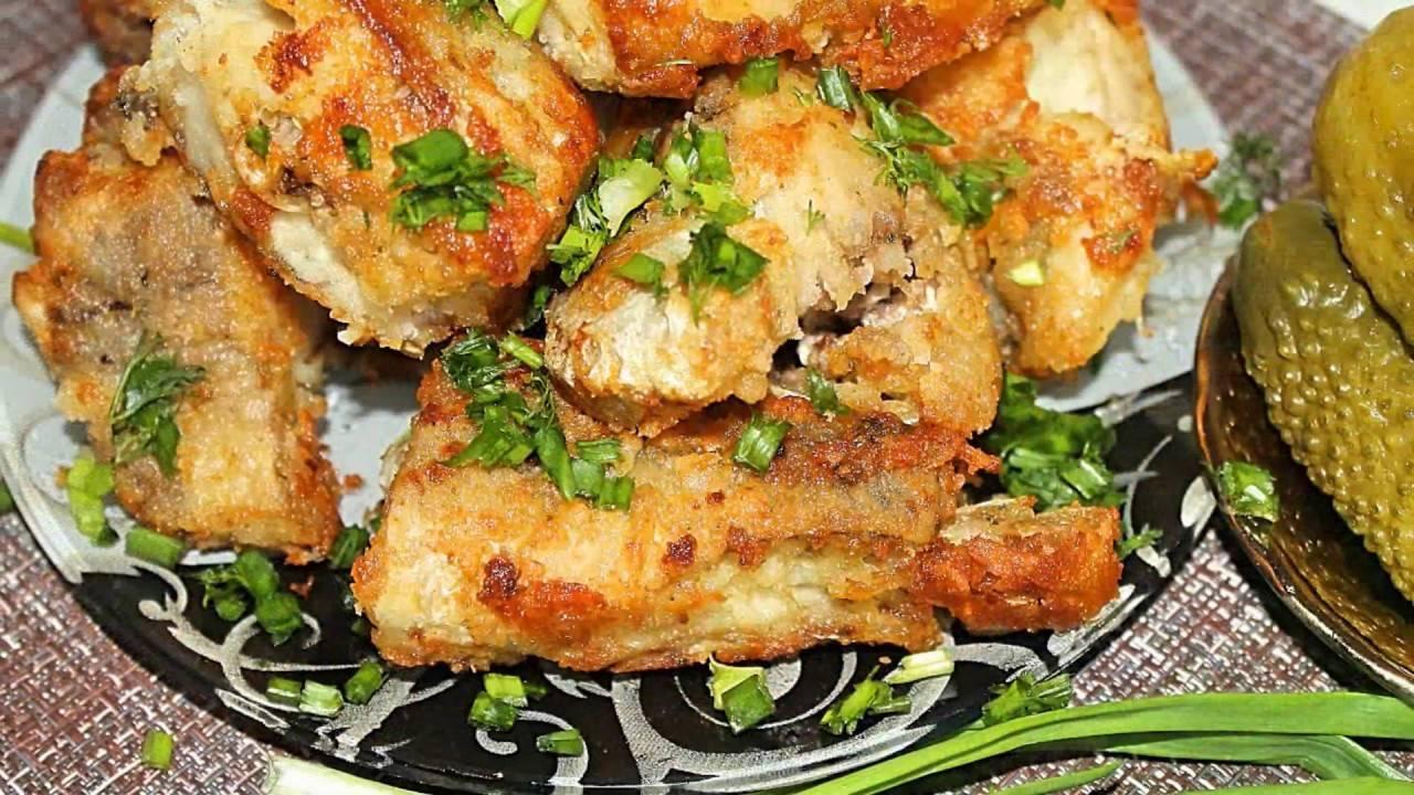 """Рыба под маринадом """"бабушкин секрет"""" – кулинарный рецепт"""