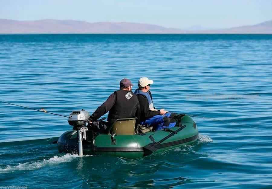Особенности регистрации лодочных моторов