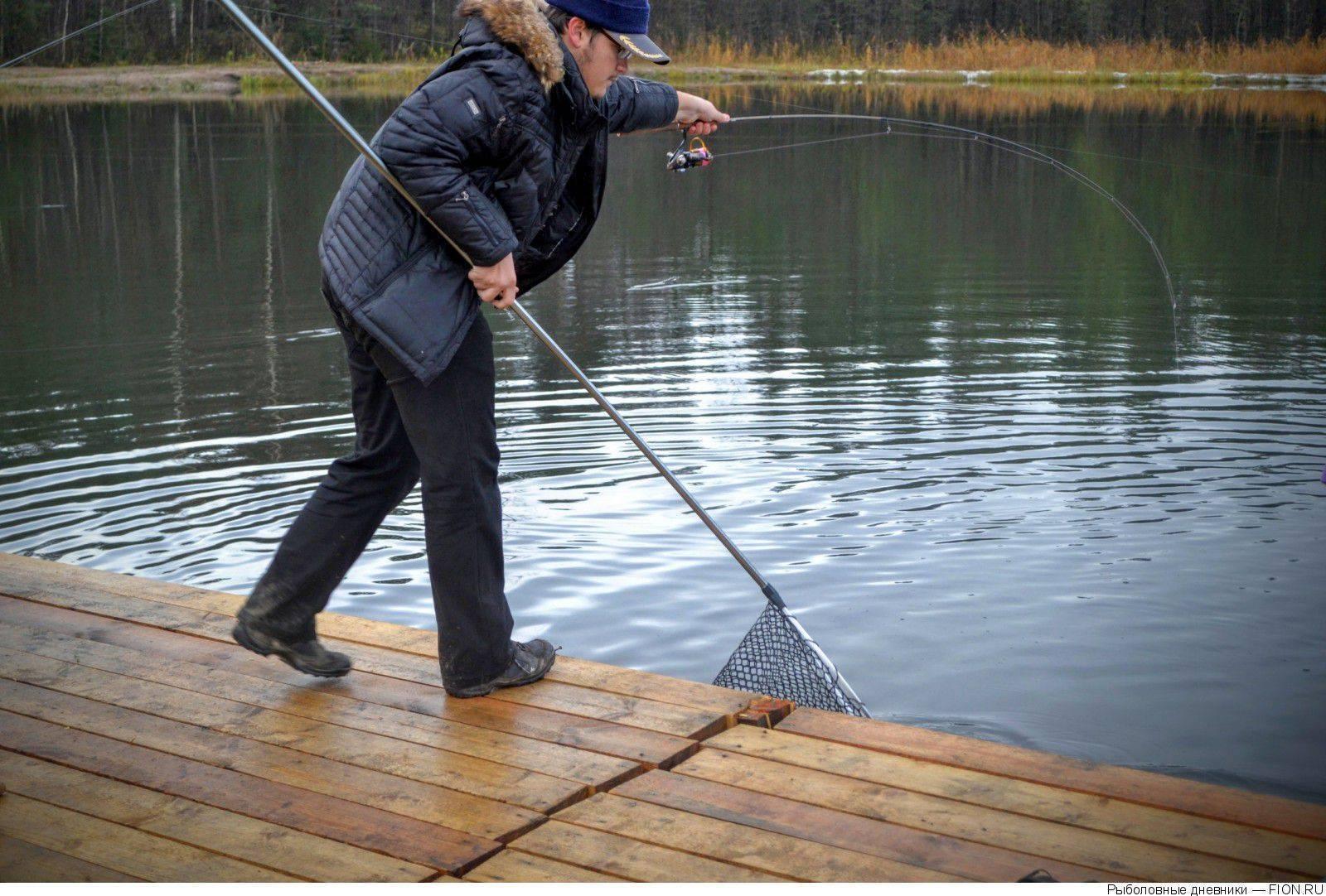 Рыбалка в карелии -  базы  цена на отдых без посредников