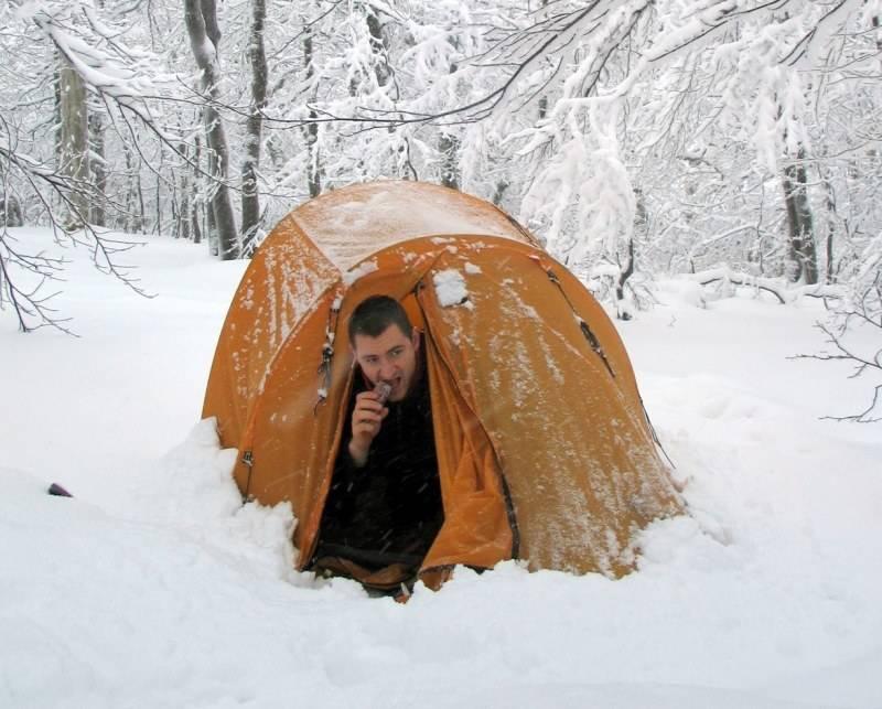 Как утеплить палатку и быстро ее обогреть: оптимальные варианты