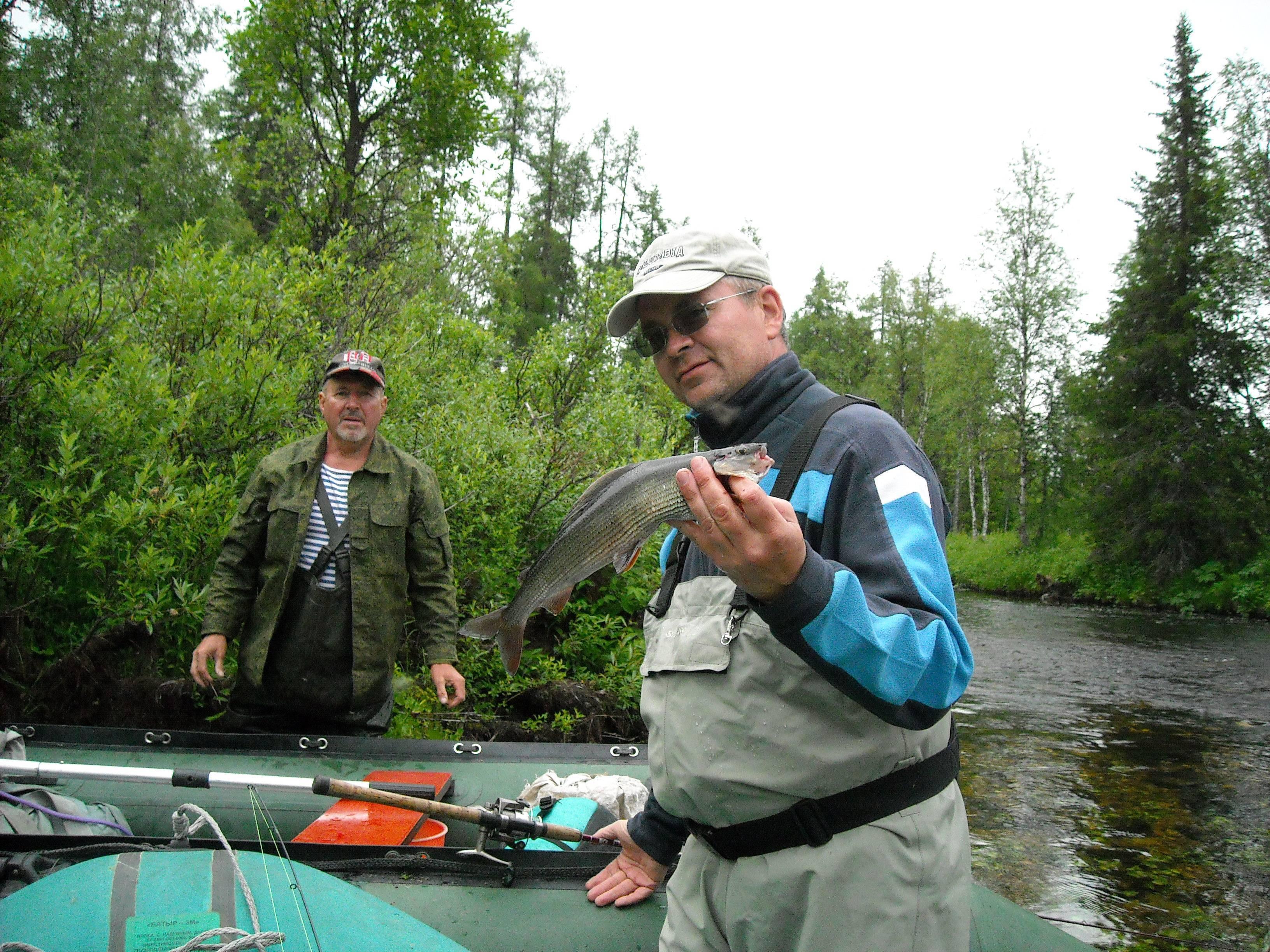 Платная рыбалка и рыболовные туры архангельской области